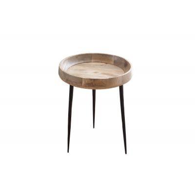 Asztalka, mangófa 36 cm - MARSEILLE
